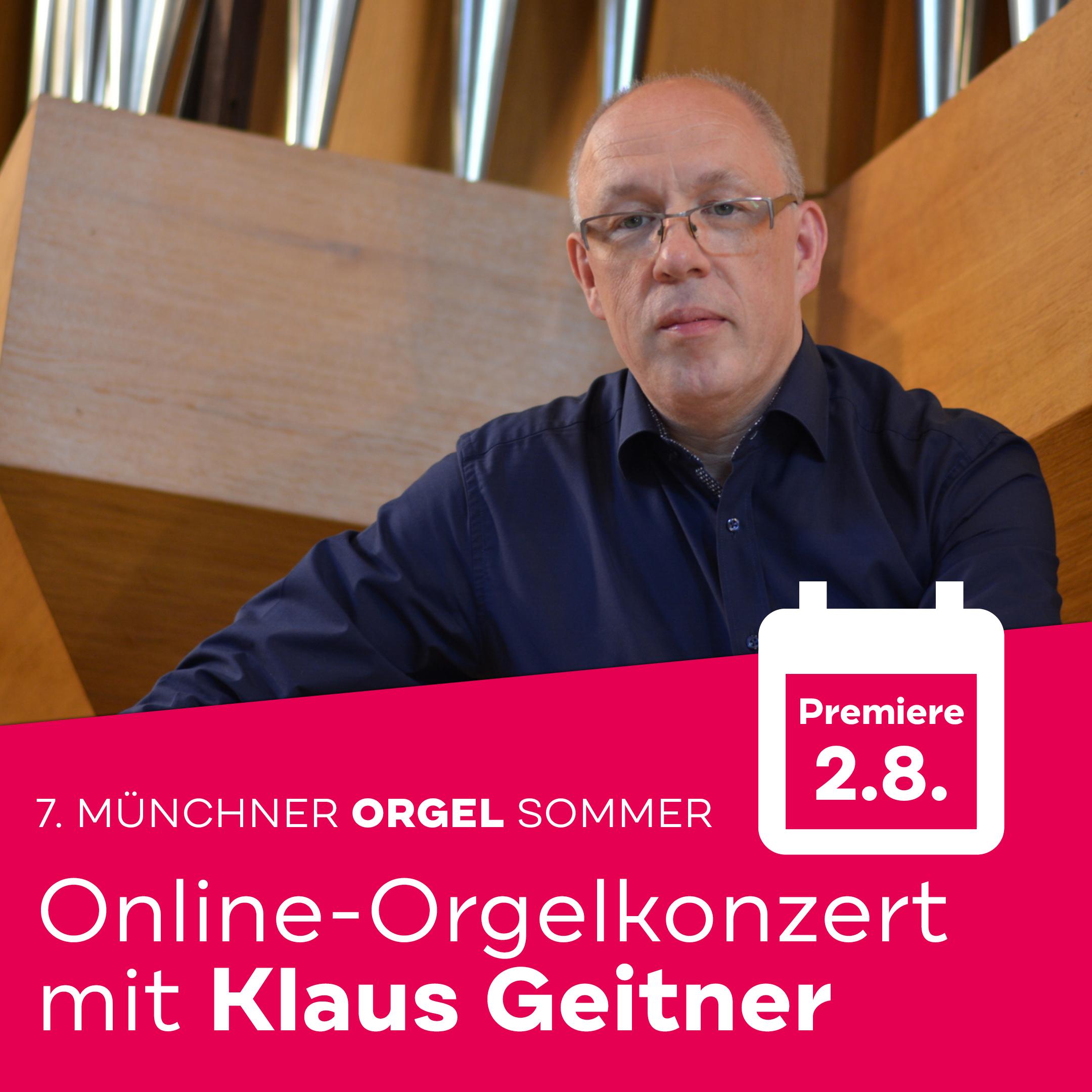 Post Klaus Geitner