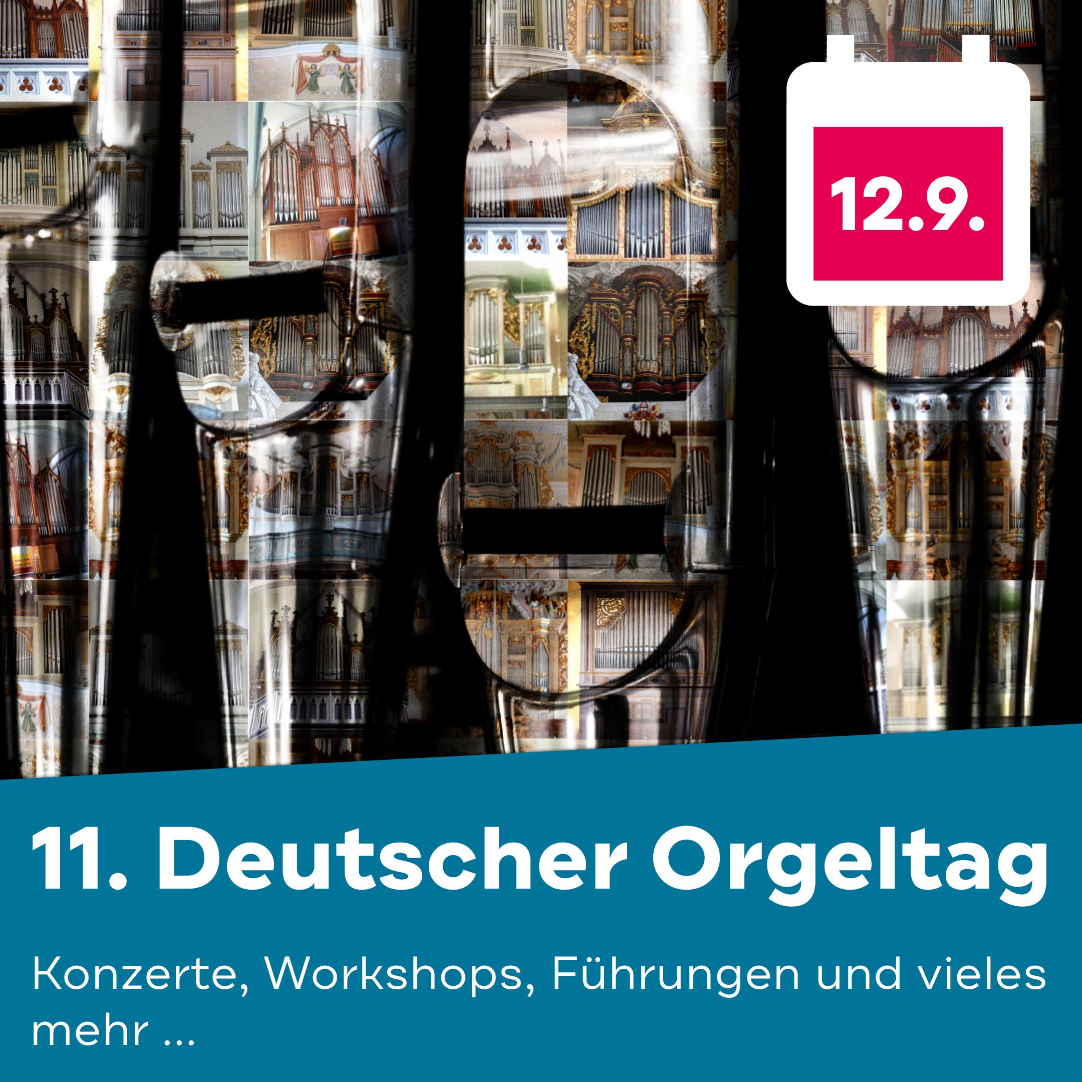 11. Deutscher Orgeltag