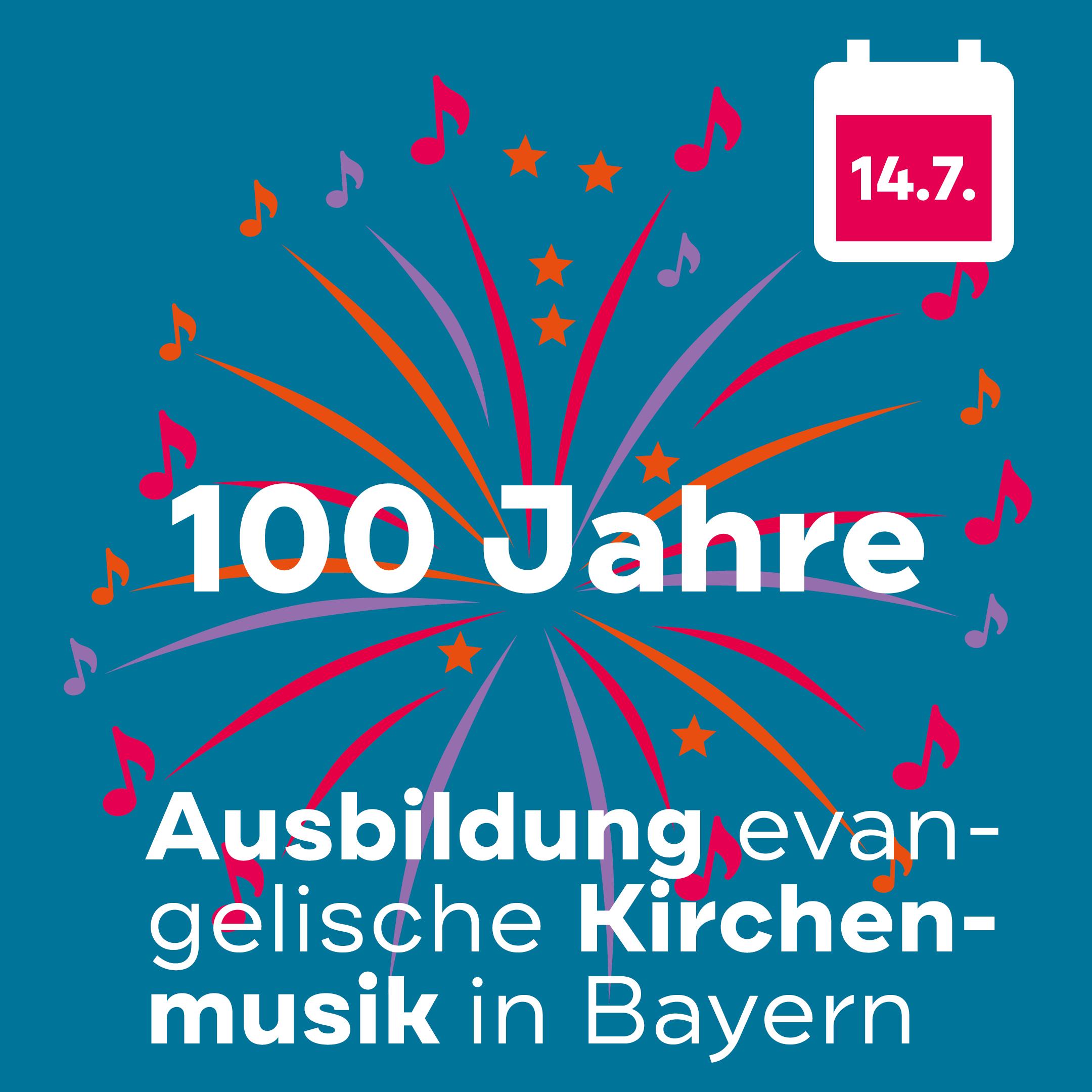 100 Jahre Ausbildung Kirchenmusik